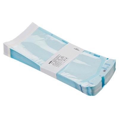 Пакет комбин самоклеющ для паровой и газовой стерилизации